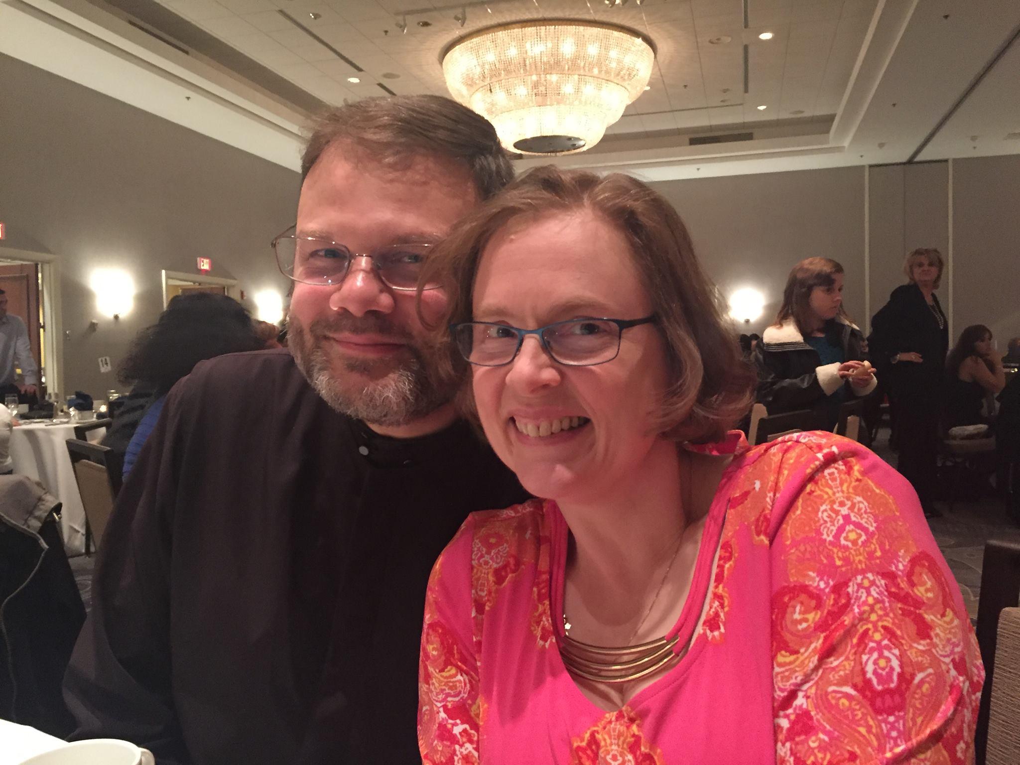Father Mark & Presbytera Suzanne