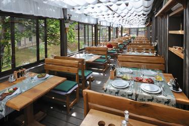 Restaurant -terasa 1