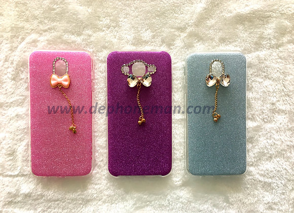 Glitter Bow Case