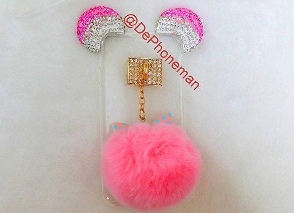 Minnie Ears Furball Case