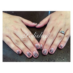Always a pleasure to have you in _victoriahillsullivan 😍😍 Nails by Anh 💅🏼 #nailstagram #nailit #