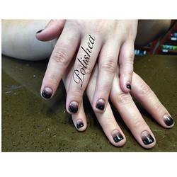 Nails by Heather 💅🏼 #polishednailsalon #polishedinburbank #polishedgirls #polishedwomen #polishedn