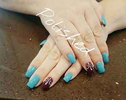 Make your appointment this weekend 😍😍 #designbysusan 😍 #nailstagram #nailit #nailie #nailswag #na