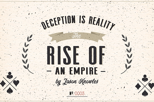 The Rise of an Empire by Jason Knowles
