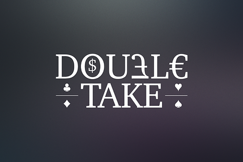 Double Take Digital Content Only