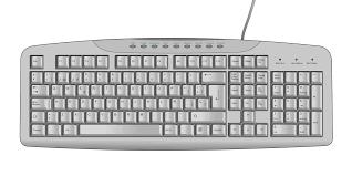 Cómo desinfectar el teclado de tu computadora