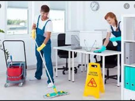 Como debe ser la correcta limpieza de Oficinas y Despachos