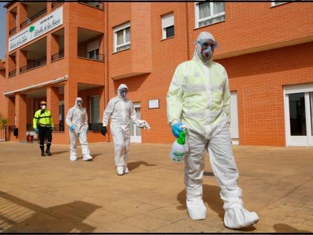 En España : Doble efecto del coronavirus en las empresas de limpieza