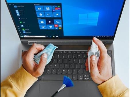 La Importancia de la limpieza de los equipos informaticos; laptops, ordenadores , fotocopiadoras.