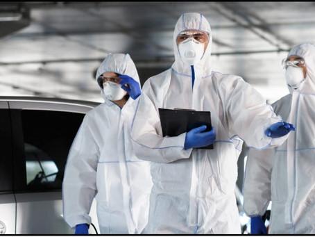 Sector Servicios de Limpieza : Se aplica tecnologia de higienizacion y desinfeccion frente Covid 19.