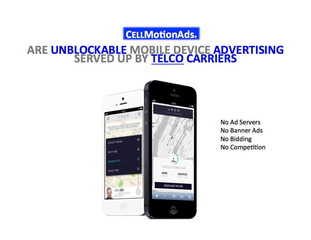 Unblockable Mobile Ads