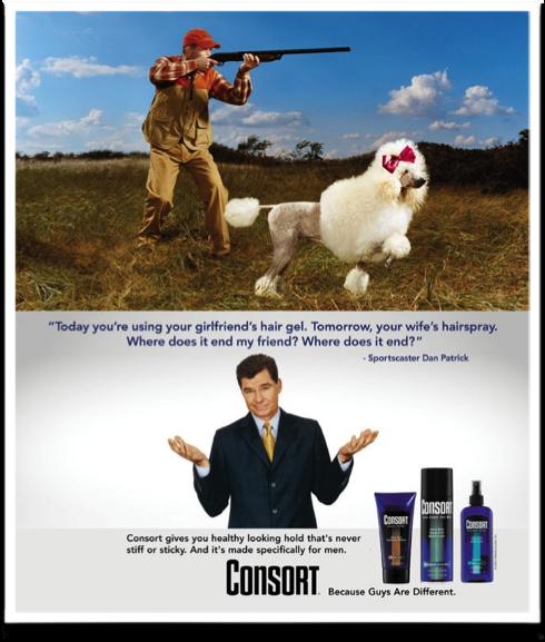 Consort-dan patrick ad