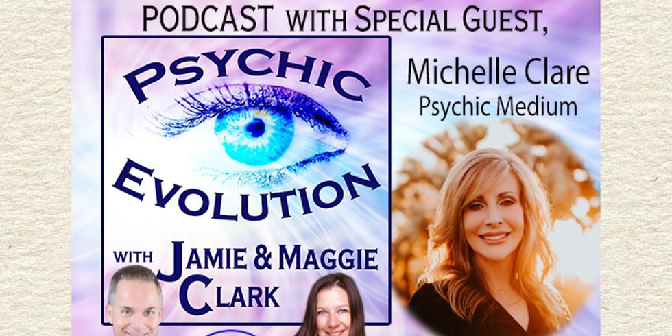 Psychic Evolution Podcast
