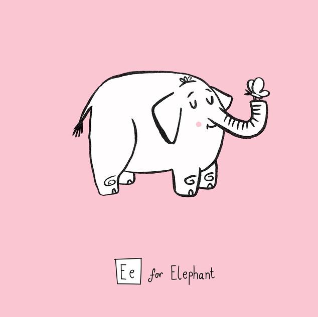 Ee - Elephant