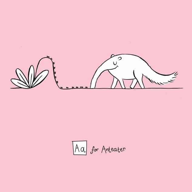 Aa - Anteater