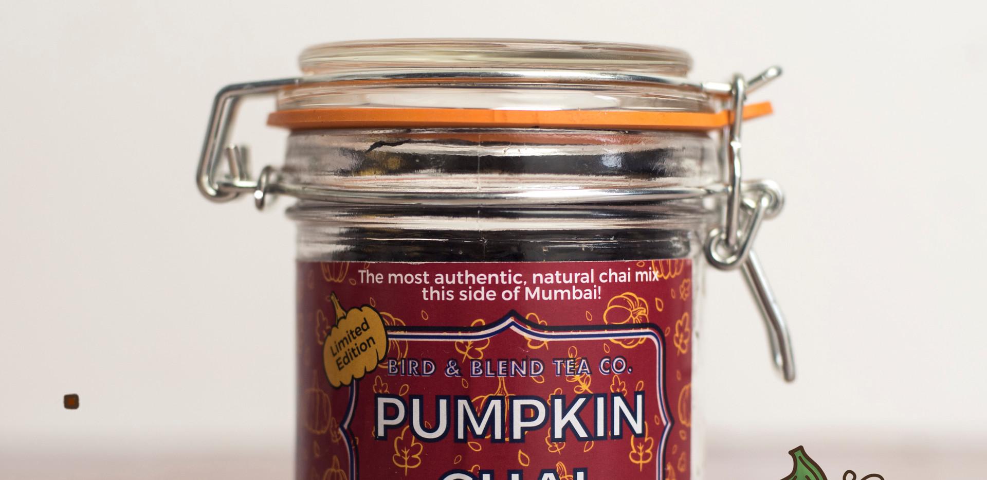Limited Edition - Pumpkin Pie Sticky Cha