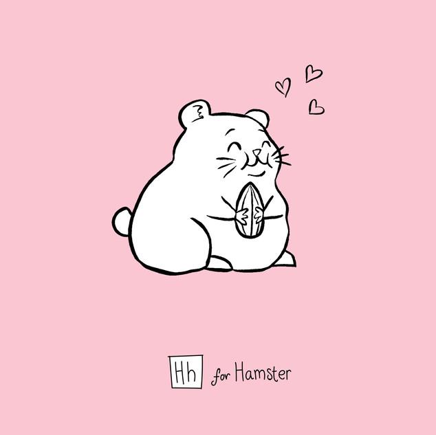 Hh - Hamster