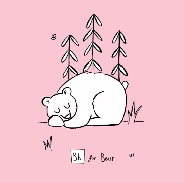 Bb - Bear