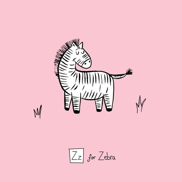 Zz - Zebra
