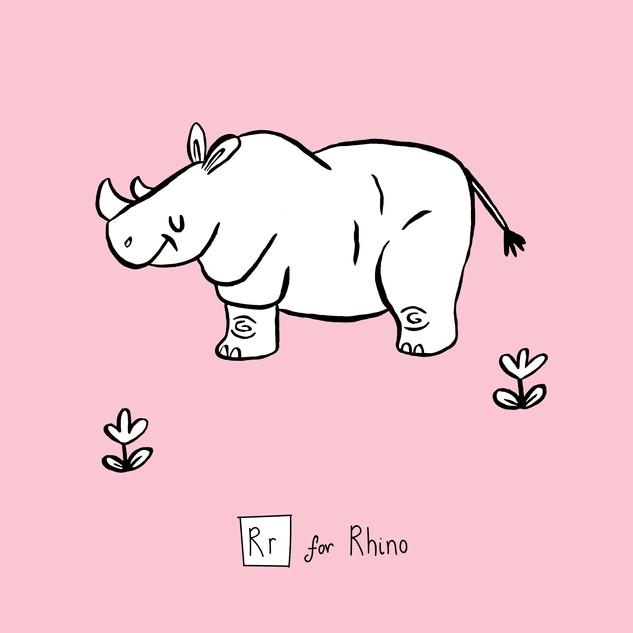 Rr - Rhino