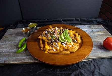 Mexifries