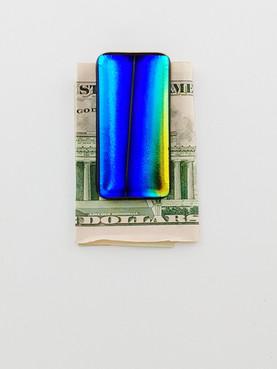 Cool Colors Money Clip