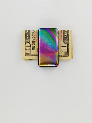 Pastel Money Clip