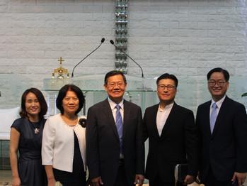 2018 대만 신소회 교회(자매교회)