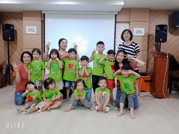 2019 유치부 여름성경학교