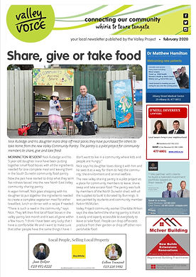 February 2020 Valley Voice