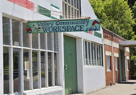 Valley Community Workspace at 11 Allen St in North East Valley, Dunedin