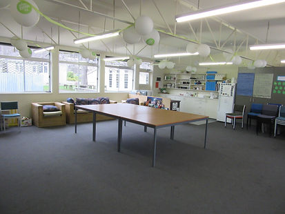 Fred Hollows community room can be hired