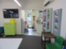 Hire a community room at the Valley Project