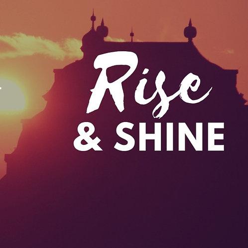 Rise & Shine 12 Week Course