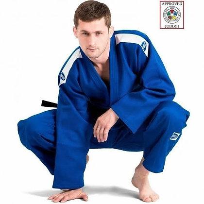 Judogui Profissional Green Hill Azul Aprovado IJF