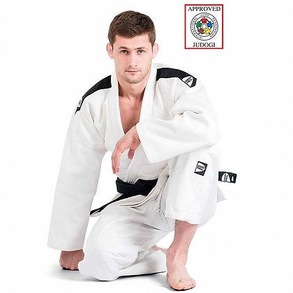 Judogui Profissional Green Hill Branco Aprovado IJF
