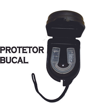 Protetor Bucal tradicional.