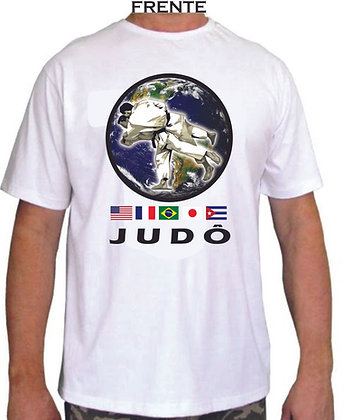 Camiseta World judo