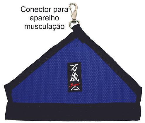 Puxador tipo kimono para aparelho