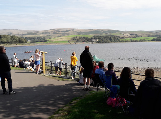 Hollingworth Lake - A Hidden Gem and a Dog Walker's Paradise