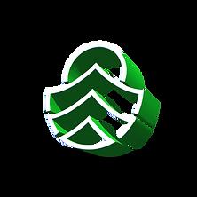 3d ocean logo green transparent.png