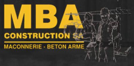 MBA Construction SA