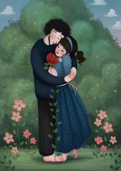 amor e flores diana e gabri final