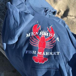 Menemsha MFM Lobster Hoodie