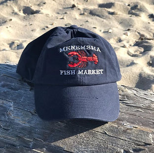 MFM Menemsha Lobster Hat / Ball Cap