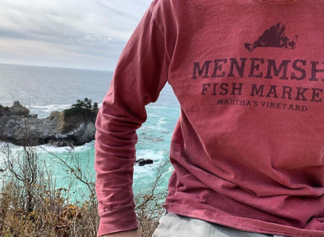MFM Martha's Vineyard long sleeve Island shirt