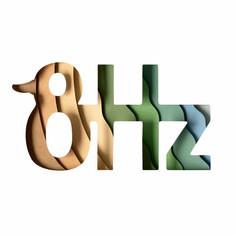 8Hz Family Coworking Logo