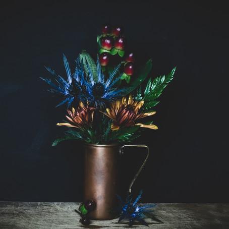 Florals / Thistle