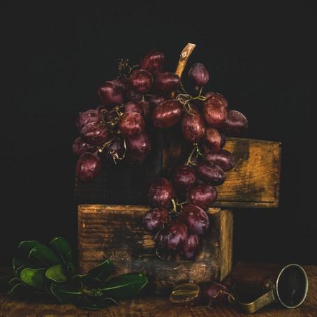 Still Life / Grapes / Meh