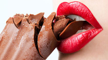 YOUR SEX LIFE IS CRAVING CHOCOLATE
